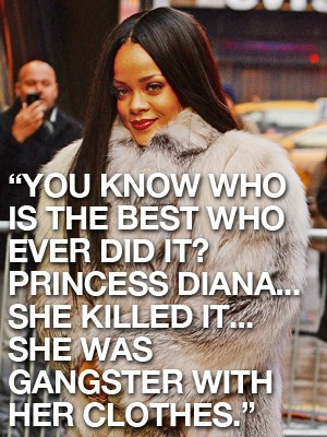 Rihanna Quotes About Haters