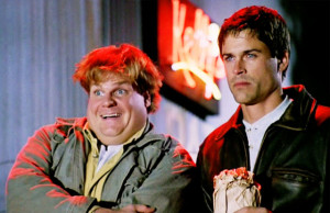 Chris Farley Tommy Boy The movie