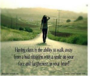 having class...