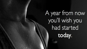 View every workout as a personal challenge. Conquer that challenge ...