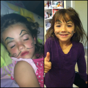 While my sweet innocent babes slept I snuck into their rooms and ...