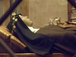 St Clare of Assisi, Patron Saint of TV