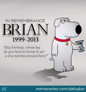 Related Pictures funny brian griffin quotes