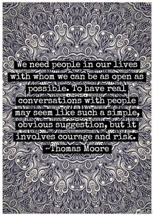Thomas Moore quote
