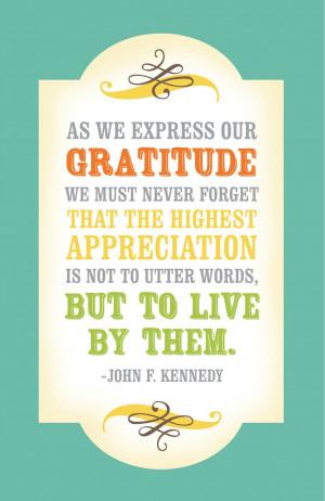 gratitude quotes Photo
