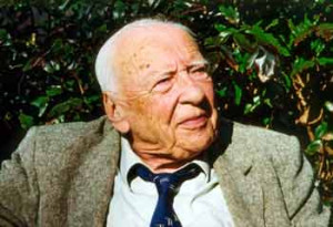 ... Ганс-Георг Гадамер (photo Hans-Georg Gadamer