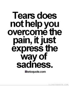 ... pain, it just express the way of sadness. #heartbreak #quotes #sayings
