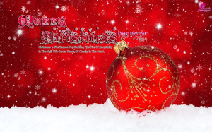 Christmas Greetings Quotes Card Happy Holidays Wishes New Year ...