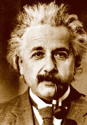Famous Pipe Smokers: Albert Einstein