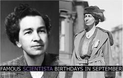 Famous September Birthdays