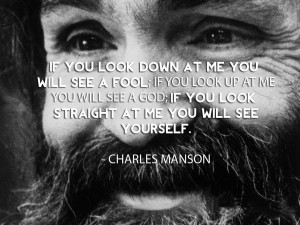 Charles Manson Quotes HD Wallpaper 4