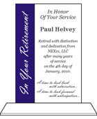 in honor of your service retirement plaque wording retired with ...