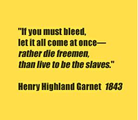 Abolitionist Quotes