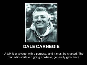 Tagged Dale Carnegie , Quotes about public speaking . Bookmark the ...