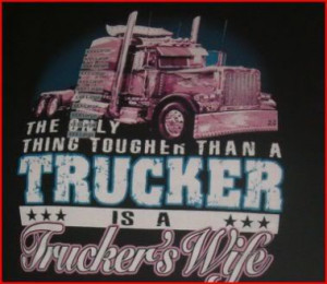Truckers Wife Picture