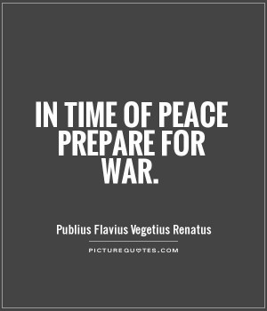 quotes about war and peace