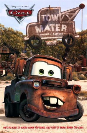 Cars - Mater