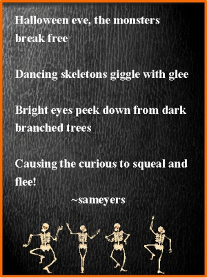 Halloween Quotes Sayings...