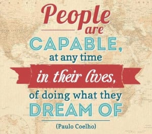 Paolo Coelho Picture Quote The Alchemist