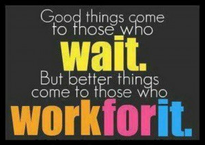 Absolutely!!! Don't be lazy!!!