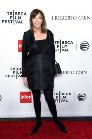 Jane Rosenthal Tribeca Film Festival Co founder Jane Rosenthal attends