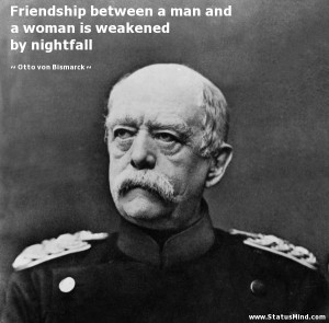 Men And Women Friendship Quotes Friendship between a man and a