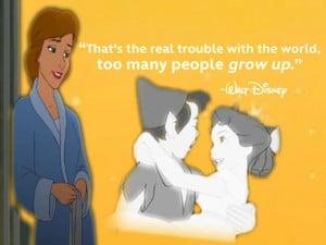Sad Quotes By Walt Disney