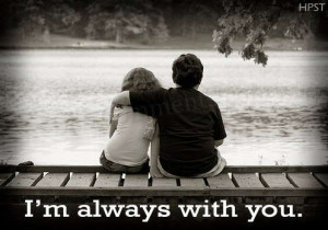 Always with you