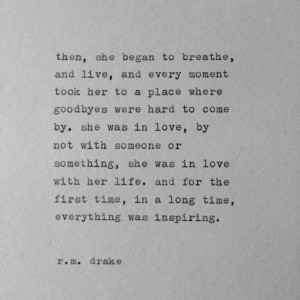 ... Quotes, Rmdrake, Drake Typewriters, Drake Quote, My Life, Rm Drake, R