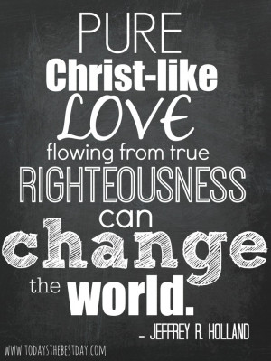LDS General Conference 2014 Quotes