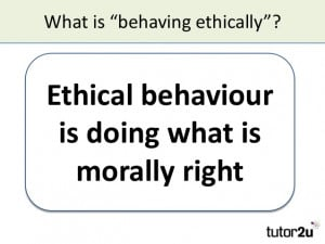 Business Ethics Quotes