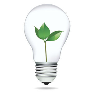 ... choices that save them money once they're aware of their energy use