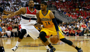 Paul George and the Pacers are going back to the Eastern Conference ...