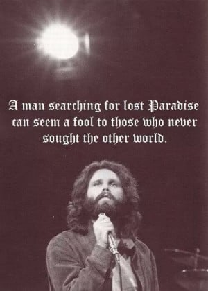 13 Jim Morrison quotes that will make you look at life differently