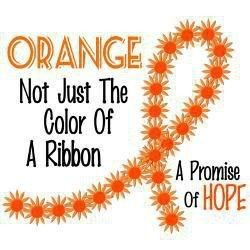 For leukemia awareness