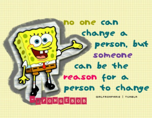 Spongebob Quote