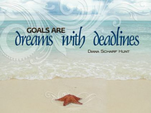 ... • Productivity Affirmations » I Am Focused On My Goals And Dreams