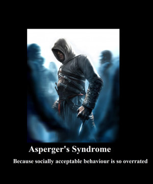 Asperger's Syndrome by sky-transduction