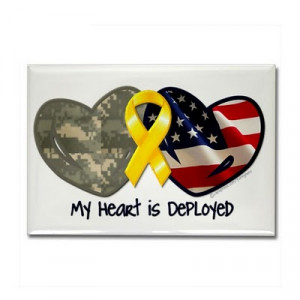 You know your husband is deployed when....