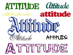 Friday's Quote of the Day – Attitude