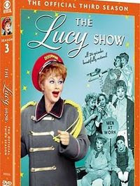 lucy carmichael lucy and mr mooney are trying to think of someone to ...