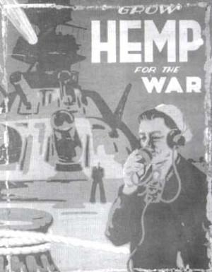 Pro Marijuana Propaganda World War 2