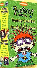 Rugrats - Tommy Troubles/Chuckie the Brave