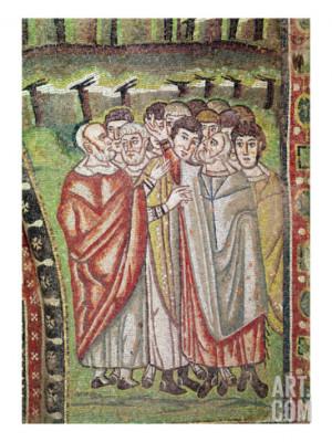 Painting Abraham Binding Isaac