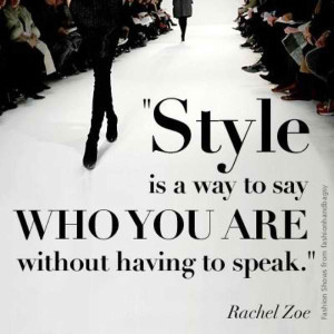 Fashion quote nr.1