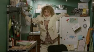 Amy Sedaris guest stars on Broad City