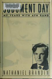 Nathaniel Branden Ayn Rand