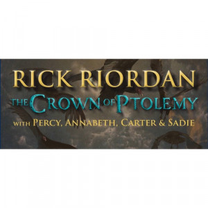 "Hypable has the scoop on ""Crown of Ptolemy,"" the third Percy/Kane ..."
