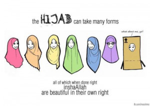 islamic-quotes:Cover your auratHijab