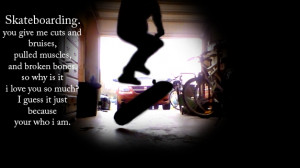 Skateboarding Quotes Tumblr...